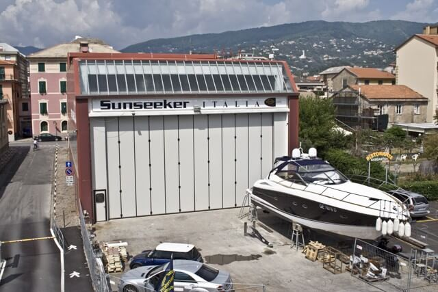 Cantiere navale Sunseeker