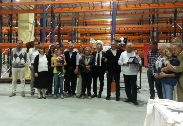 Portoni industriali Iridium Doors ad Albertville (FR)