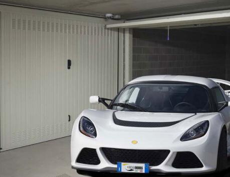Porte garage qualità estetica