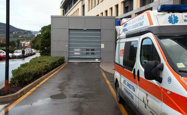 Porte Rapide complesso ospedaliero Careggi Firenze