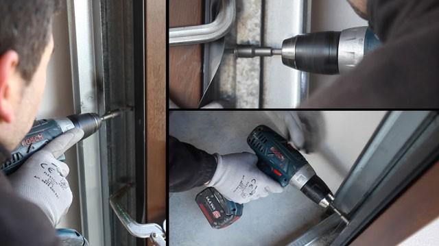 Servizio assistenza Iridium Doors