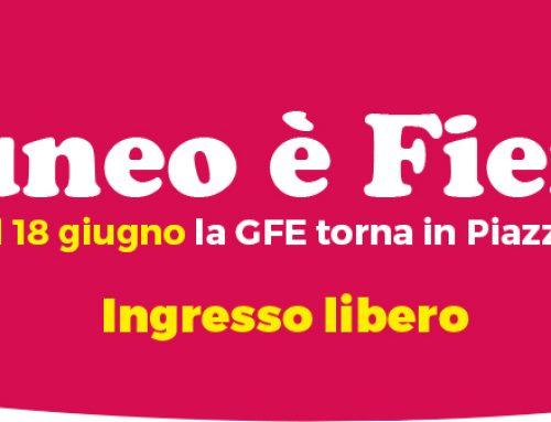 La Grande Fiera d'Estate 2017 è a Cuneo – ci siamo anche noi!