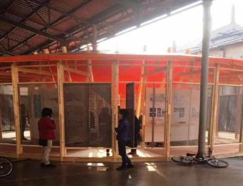 """Progetto """"Arca"""" nel Cuneese: un contenitore di arte itinerante promosso da Iridium Doors"""