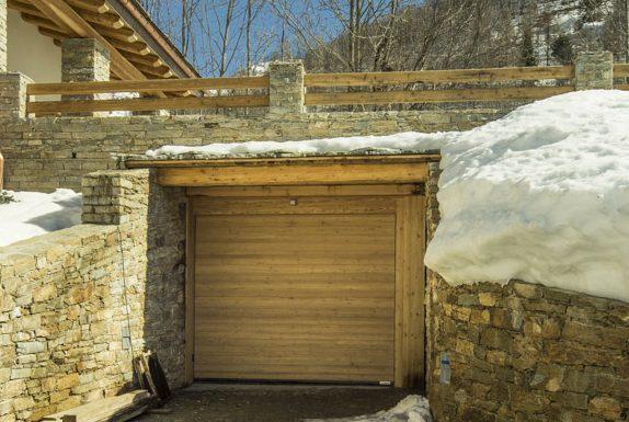Portoni sezionali per garage