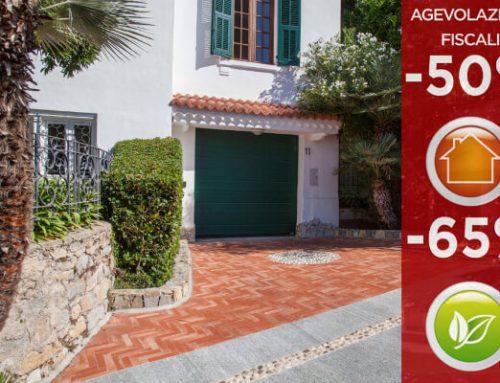 Detrazioni fiscali 2015: bonus sulle porte per garage a risparmio energetico