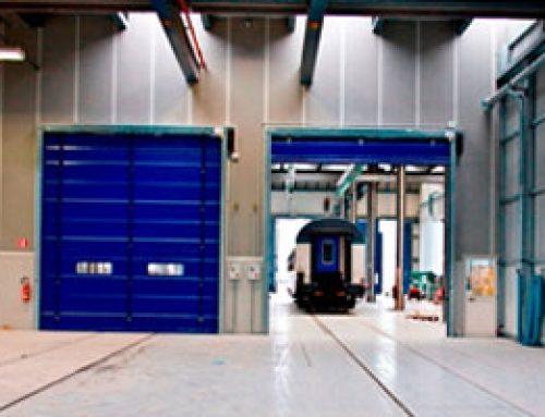 Porte rapide Iridium Doors