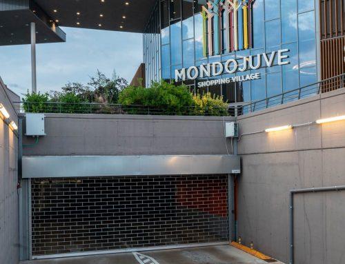 Modernità, funzionalità e ricerca estetica. Mondojuve sceglie le Serrande Iridium Doors