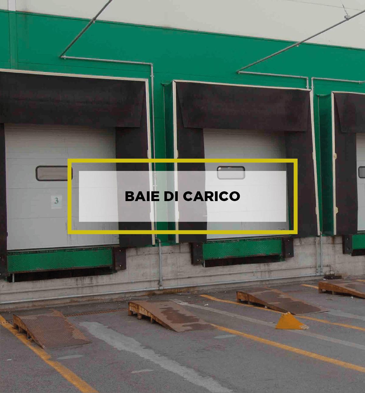 Baie di Carico per l'industria Iridium Doors