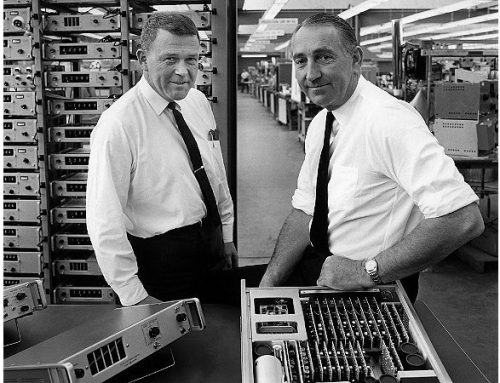 "Rubrica ""Behind The Doors"": Hewlett Packard, il suo garage diventa museo"