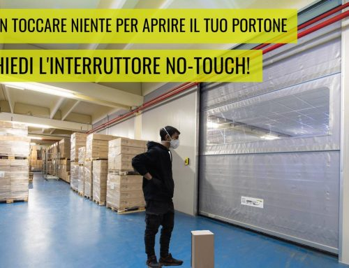 Nuovo interruttore No-Touch