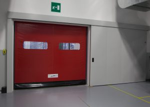 Porte Rapide per capannoni industriali