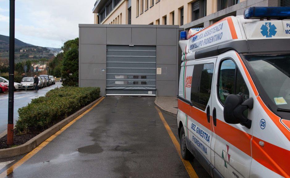 Porte Rapide per Ospedale